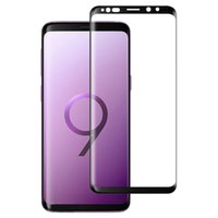 Wholesale tempered glass film online - For Samsung Galaxy S9 Note8 Tempered Glass D H Full Screen Cover Explosion proof Screen Protector Film for S8 S7 EDGE S6 Note