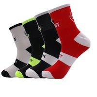 çorap arzı toptan satış-Yüksek Elastik Kuvvet Çorap Erkekler Ve Kadınlar Bisiklet Nefes Spor Örme Çorap Rahat Spor Malzemeleri Gökyüzü Şövalye 5zc Ww