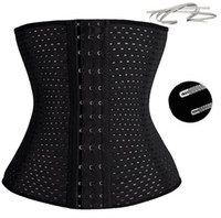 Wholesale Slimming Shapers - Waist trainer hot shapers waist trainer corset Slimming Belt Shaper body shaper slimming modeling strap Belt Slimming Corset