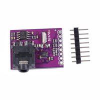 ingrosso tavole avr-Scheda di valutazione del sintonizzatore FM Si4703 CJMCU-470 per AVR ARM PIC per Arduino