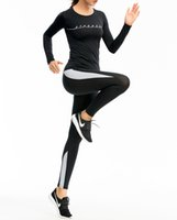 Wholesale sexy yoga pants dance online - Hot sell women fitness leggings running pants female sexy slim trousers lady dance pants New Style Soft Material Yoga legging