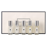 Wholesale wholesale quality perfumes - Jo Malone London 5 smell type perfume 9ml*5 top quality