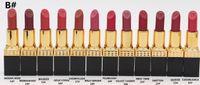 Wholesale mix cups resale online - New Makeup Matte Lipstick g Colors Tom Lipstick Non Stick cup Lipsticks Brand Make up rouge a levre Lip Kit