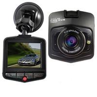 sürücü p toptan satış-Mini Araba DVR Kamera Dashcam Full HD 1080 P Video Kaydedici Registrator Gece Görüş Carcam LCD Ekran Sürüş Dash kamera