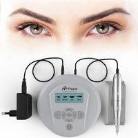 Artmex V6 Professional semi permanent makeup machine Tattoo kits MTS PMU System Derma Pen Eyebrow lip