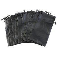 Wholesale microfiber for sunglasses for sale - Group buy 10pcs Microfiber Cleaning and Storage Pouch Sack Case for Sunglasses and Eyeglasses