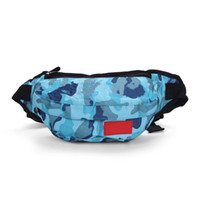 Wholesale Brand Bags Waist Bag Men Women Desinger Waistpacks Bags Sport Outdoor Packs Cycling Bag Totes Classic Zipper Bags Styles