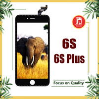 3d dokunmatik ekran toptan satış-IPhone 6 S iphone 6 S Artı Tianma Için LCD Dokunmatik Ekran 3D Dokunmatik Meclisi Ile Yüksek Kalite Yedek parça