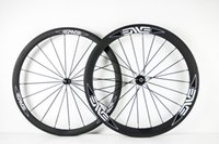 Wholesale 38mm carbon clincher wheels - road bikes carbon wheelset 700c 38mm carbon clincher wheels for road bicycle novatec hubs 271 372 25mm wide road bike