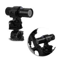 wasserdichter digitaler videokamerarecorder großhandel-Fahrrad Motorrad Mini Camcorder Sport Wasserdicht Recorder DV 1080P HD Digital Video Tauchen DV Bike Kamera Action Video Kameras
