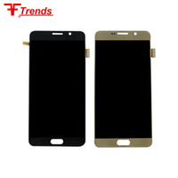 Wholesale Galaxy Note Prices - Wholesale Price For samsung Galaxy Note5 Lcd module screen digitizer complete full replacement with stylus flex