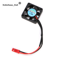 Wholesale 7mm wire - DC 5V 30*30*7mm Small 2Pin Brushless 2-Wire 3007S Axial Cooler Cooling Fan dropshipping