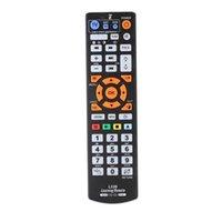 aprendizaje a distancia al por mayor-Controlador de control remoto inteligente L336 Copy con función de aprendizaje para TV CBL DVD SAT Learning