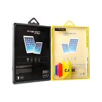 ipad mini kutu perakende ambalaj toptan satış-Özel Tasarım Perakende Paketleme Ambalaj Ambalaj Kutu Çanta iPad Mini Kılıf 8 inç Tablet Kapak Için Temizle PVC Kutusu