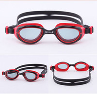 Wholesale glasses box products for sale - Group buy cute models big box outdoor swimming kids anti UV PC boy girl fashion glasses waterproof fog silicone cartoon hot product children goggles