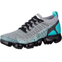 erkekler için beyaz ayakkabılar toptan satış-2018 2.0 Erkekler Kadınlar Için Sneakers Koşu Sneakers Erkek Beyaz Siyah Eğitmenler Spor Koşu 2 Tasarımcı Yürüyüş Ayakkabıları 942842