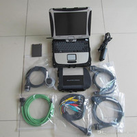 Wholesale mb star c4 mercedes benz sd resale online - star diagnosis for mercedes benz for mb sd connect c4 super ssd with laptop toughbook cf19 touch screen for v v