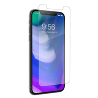 Wholesale tempered glass film online - For iPhone XS Max XR X Plus S S SE Tempered Glass Screen Protector iPhone7 Plus iPhoneXS Protect Film For Samsung Galaxy S7 S6