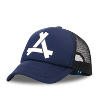 790a4dc96b6 Fashion Snapbacks Mens Alabama Hats Reflective Design Caps USA College  Letter A Logo Adjustable Triangulation Net Cap 11ex W