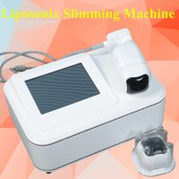 Wholesale free weights machines - Professional HiFU Liposonix Slimming Machine Two Handles weight lose treatment slimming intelligent machine Free Shipping OEM ODM available