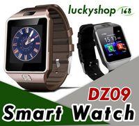 smartwatches для детей оптовых-100X martwatch 2018 последние DZ09 Bluetooth Smart Watch поддержка SIM-карты для Apple Samsung IOS Android сотовый телефон 1.56 дюймов smartwatches DHL