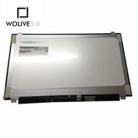 panel de pantalla táctil 15 al por mayor-Wolive nuevo B156XTK01.0 N156BGN-E41 Pantalla táctil del panel portátil LCD Panel táctil para Inspiron 15 5558 Vostro 15 3558 JJ45K