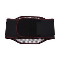 correias térmicas de massagem venda por atacado-Alta qualidade ajustável auto aquecimento esportes e fisioterapia back cintura apoio cinta banda lombar massagem # ST2108