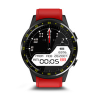 ingrosso garmin gps-F1 Fitness Tracker orologio Garmin Forerunner Lite orologio GPS smartwatch Tracker frequenza cardiaca uomini intelligenti
