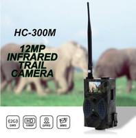 fernbedienung gprs kamera großhandel-Jagdkamera 12 Millionen Pixel Digitalkamera Scannen Fernbedienung 2G MMS E-Mail GPRS GSM 940NM Infrarot- und Nachtsichtgerät