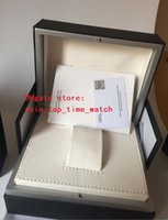 Wholesale chronograph pilot watch - Luxury High Quality Watch Box 185*150*110 Papers Handbag Boxes Used Pilot Portuguese Automatic Chronograph IW Watch
