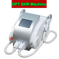 Wholesale hair home machine for sale - Portable shr ipl machine ipl laser hair removal at home shr laser machine elight Acne therapy device