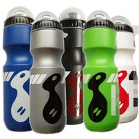 Wholesale mountain bottle alloy for sale - Portable Plastic Water Bottle With Dust Proof Lid Sport Cup Resistance To Fall Mountain Bike Kettle Creative yj gg