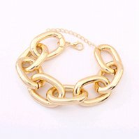 Wholesale marketing chain - direct marketing and European style metal ring bracelet B27
