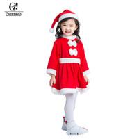 disfraz cosplay rojo para niña. al por mayor-