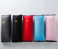 ingrosso cuscino della cintura-Universal Car Car Cover Cuscino per bambini Spallacci Cinture di sicurezza per bambini Cinturini per imbracatura Cuscino C4050