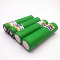 Hot selling LiitoKala VTC6 3.7V 3000mAh rechargeable Li-ion battery 18650 for Sony US18650VTC6 30A Electronic cigarette toys tools flashligh