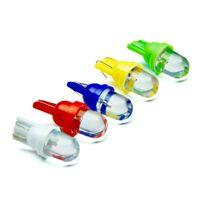 automotive led lights großhandel-100 STÜCKE T10 LED 1SMD w5w glühbirne led Automotive 194 12 v auto lesen licht auto styling