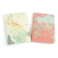 детские товары оптовых-2018 Новые товары! Паспортный обложка Fashion Travel Passport Holder Два варианта выбора цвета Размер 9.3 * 13.3CM