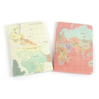 producto de la cubierta al por mayor-2018 Nuevos Productos! The Passport Cover Fashion Travel Passport Holder Dos tipos de elección de color Tamaño 9.3 * 13.3CM