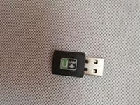 adaptador usb inalámbrico para ordenador portátil al por mayor-Mini 300 Mbps Tarjeta de red inalámbrica Enrutador USB Adaptador wifi Emisor WI-FI Adaptador de Internet para computadora Computadora portátil PC Receptor Wifi