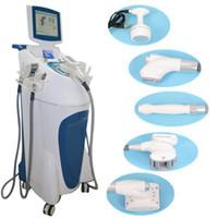 Wholesale body contouring - velashape Ultrasound cavitation velashape cellulite removal machine 5 IN 1 weight loss body contouring beauty equipment