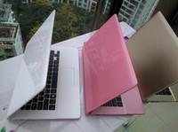 Wholesale mini netbook laptop black online - 2018 new inch laptop GB GB ROM Z3735F quad core computer windows10 mini netbook