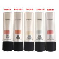 Wholesale m bulb - M@C Strobe Cream Hydatant Lumineux Makeup Foundation Primer Concealer 50ml Creams 5 Colors With Retail Box