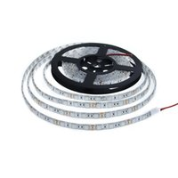 ingrosso striscia principale viola impermeabile-5m / lotto Impermeabile LED Strip UV Ultravioletto viola / Rosa DC12V 5050 300led LED flessibile