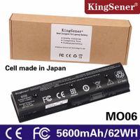 Wholesale laptop battery li resale online - KingSener V WH Laptop Battery MO06 HSTNN LB3N For HP Pavilion DV4 DV6 TX TX DV7 Batteries