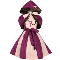 Wholesale Alice Costume Xl - Hot Alice In Wonderland Costume Cheshire Cat Cosplay Fancy Dress Halloween Costumes for Kids