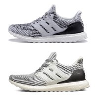 Wholesale women s white rubber shoes - 2018 Running S 3.0 4.0 Triple Black White Oreo Blue red Men Women Hypebeast sneakers sports shoes size 36-45