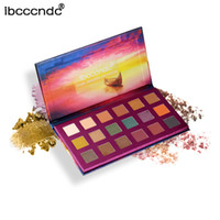 Wholesale charm naked resale online - Fashion Eyeshadow Palette Colors Matte EyeShadow Naked Palette Glitter MakeUp Charming Eyes Essential Cosmetics