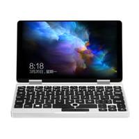 cerise un achat en gros de-7 pouces Un netbook One Mix Yoga Pocket PC portable Intel Cherry Tablet PC Windows 10.1 Trail x5-Z8350 Quad Core 8G + 128 Go (argent) U
