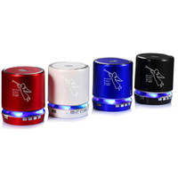 Wholesale mini speakers angel for sale - T A Angel Pattern Mini Protable Bluetooth Wireless Speakers Support TF Card Speaker Shower Waterproof with package